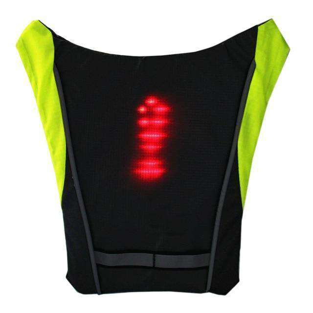 LED Bicycle Vest