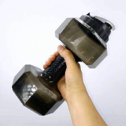 2.5L Dumbbell Water Bottle
