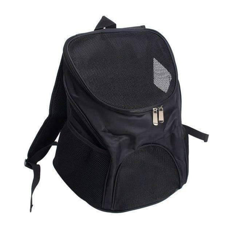 Image of All For Hobbies Black / One Size Pet Travel Backpack