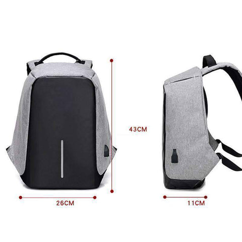 Image of Travel Anti Theft Backpack