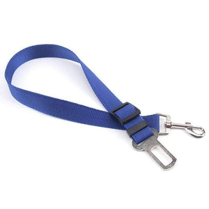 All For Hobbies Blue Dog Seat Belt