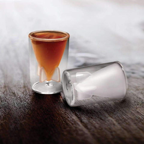 All For Hobbies Bombs Away Shot Glass