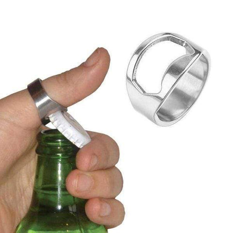All For Hobbies Bottle Opener Ring