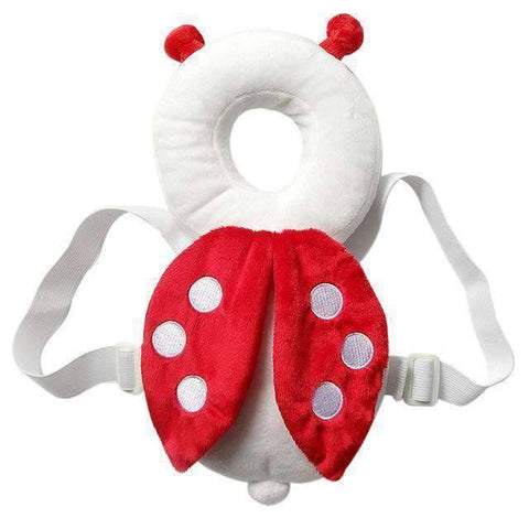 Image of All For Hobbies bug Baby Headrest Backpack