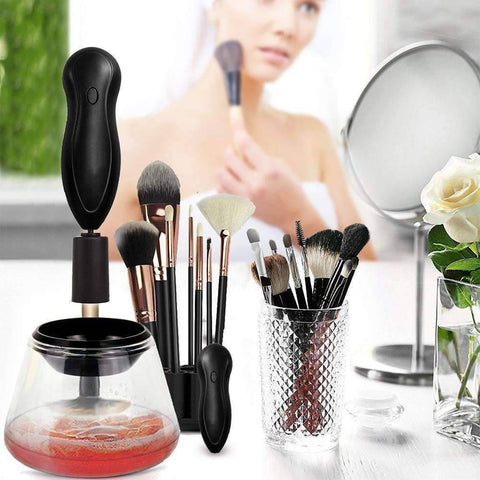 Electric Makeup Brush Cleaner