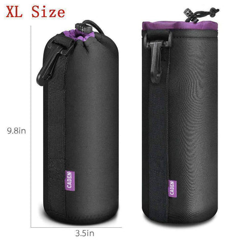 Image of All For Hobbies Extra Large Premium Camera Lens Bag