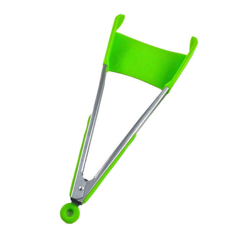 2-in-1 Spatula Tongs