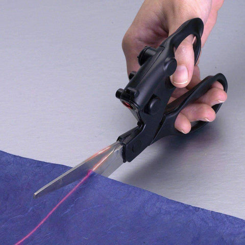 Image of All For Hobbies Laser Guided Scissors