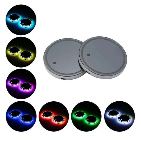 Image of LED Cup Holder Lights (Pack of 2)