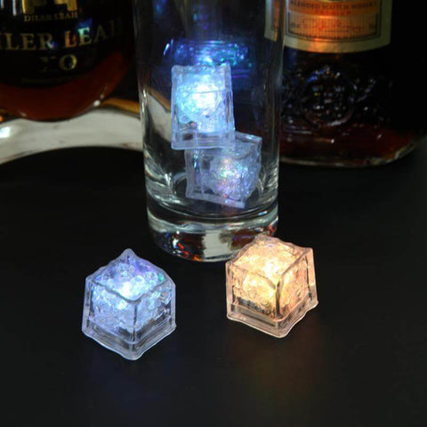 All For Hobbies LED Ice Cubes