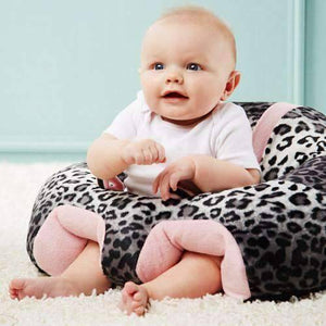 All For Hobbies Leopard Baby Sofa seat