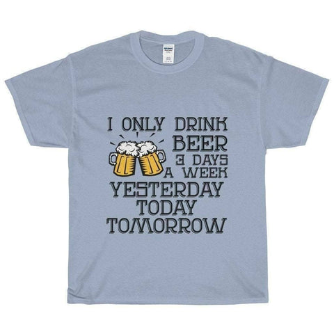 Image of I Drink 3 Times A Week Tee