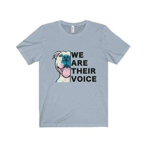 All For Hobbies Light Blue / XS We Are Their Voice Tee