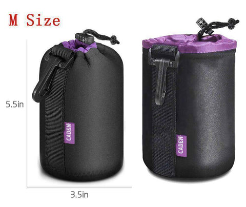 Image of Premium Camera Lens Bag