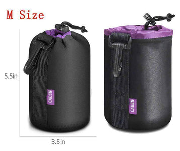 All For Hobbies Medium Premium Camera Lens Bag