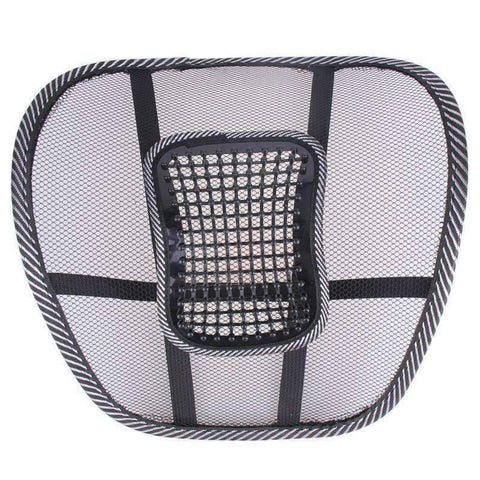 Image of Mesh Lower Back Support