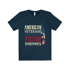 Veteran's Always Protect Us Tee