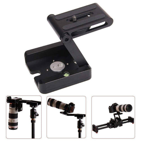 All For Hobbies Pan Tilt Tripod Head