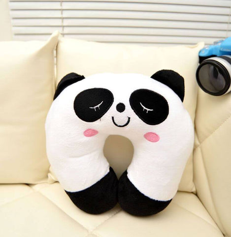 All For Hobbies Panda Neck Pillow