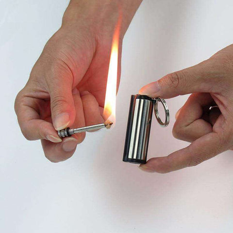 Image of All For Hobbies Permanent Match Lighter