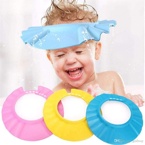 Image of baby shower cap