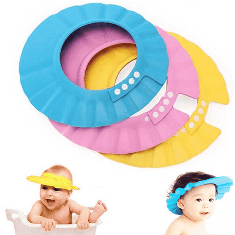All For Hobbies Baby Shower Cap