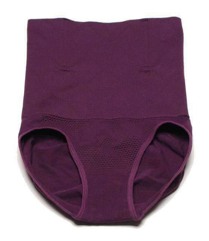 Image of All For Hobbies Purple / S High Waist Shaper