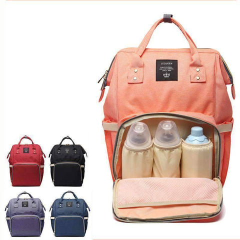 Image of Baby Diaper Backpack