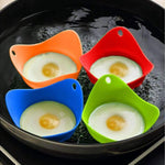 Silicone Egg Poacher Cups (Set of 2)