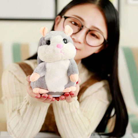 Image of talking hamster toy