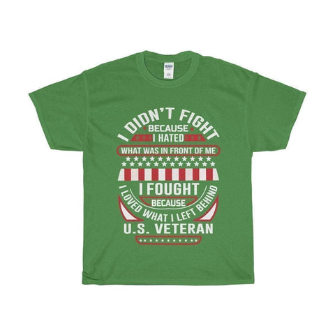 All For Hobbies Turf Green / S US Veteran Tee