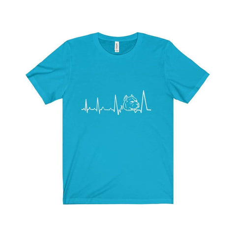 Pittie Heartbeat Tee