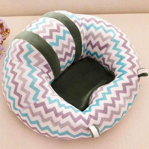 All For Hobbies Zig Zag Baby Sofa seat