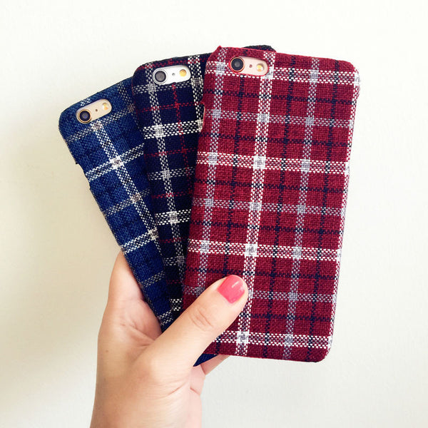 Tartan Love ❣ - Mademoiselle Tech Shop