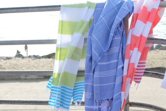 Lightweight Turkish Towels