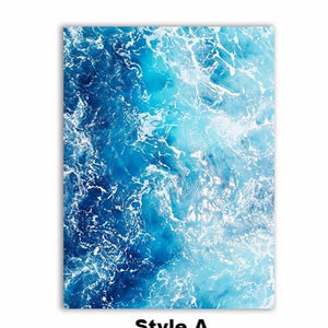 Make Waves Canvas Prints