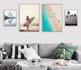 Watery Wonder Canvas Prints