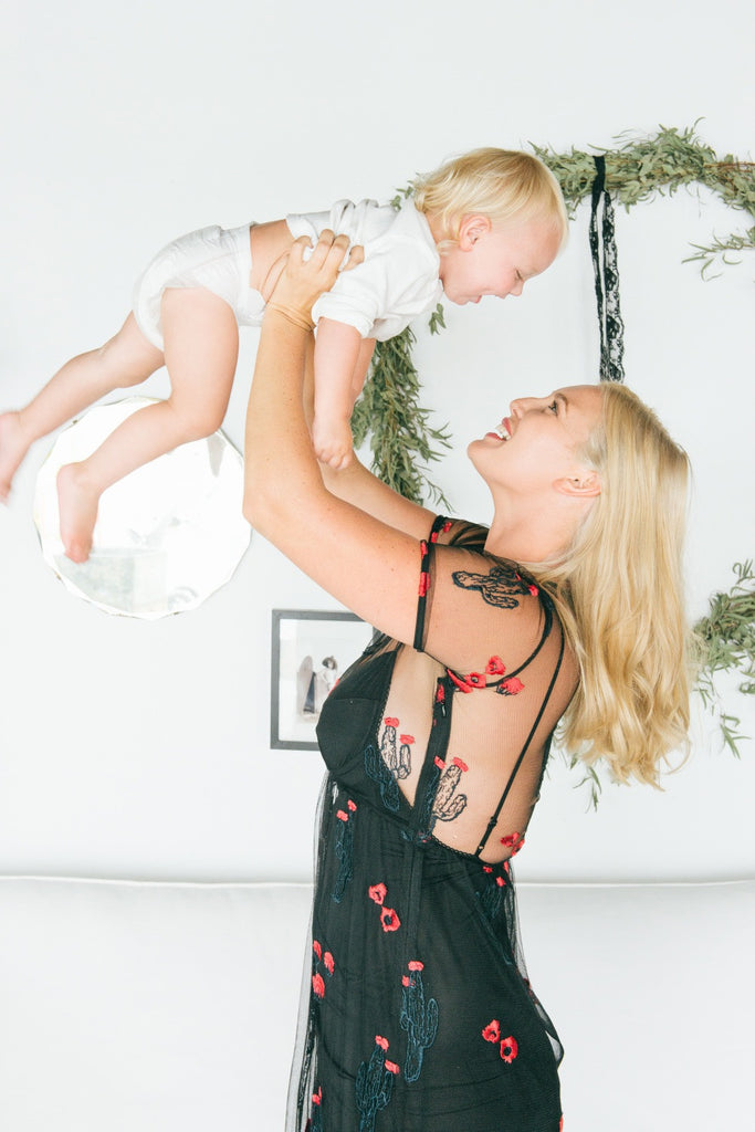 Mommy on the Go: Kelsey Harper