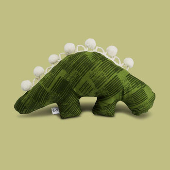 green dinosaur dog toy | Sweet Beest