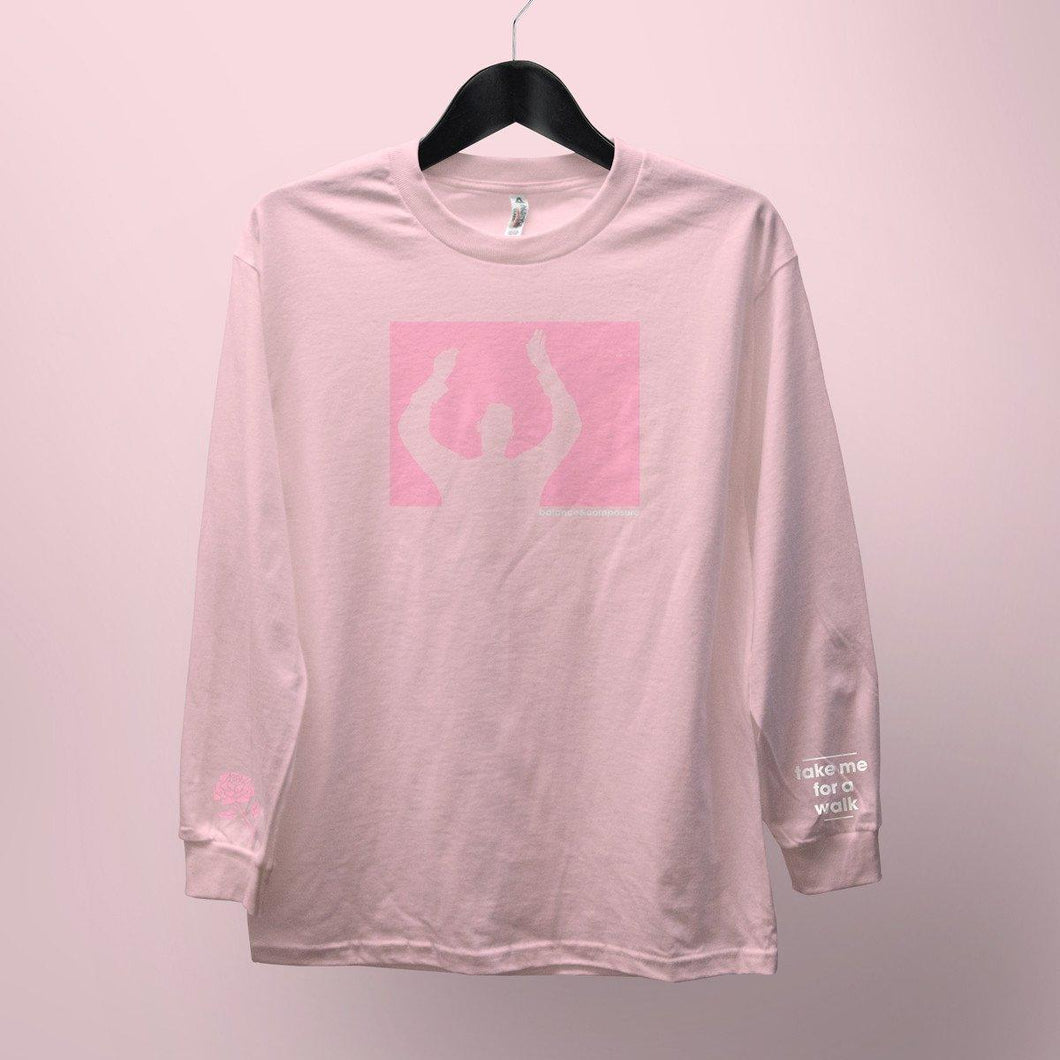 Take Me For A Walk Longsleeve