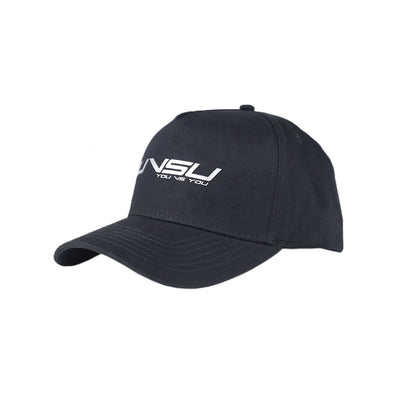 A-FRAME SNAP BACK - BLACK (SILVER) - UVSU (YOU VS YOU)