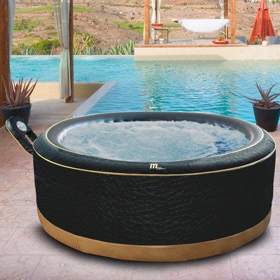 "MSpa Bubble Spa Exotic -  M-113S    (4 person 71""x28"")"