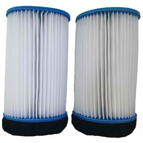 Comfort Line Products Replacement Filters – 2 filters per pack