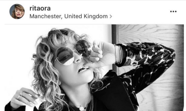RITA ORA rocked SENSE OF SONDER: WHISKEY FOR ONE
