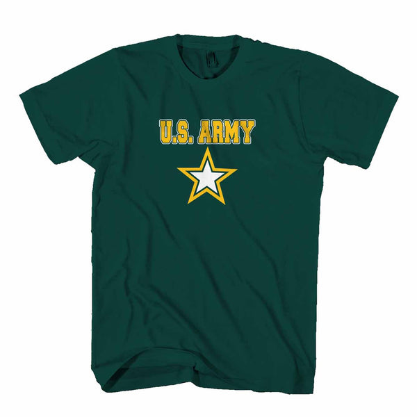 Army Proud Mom Gameday Fan Airforce Marine Man's T-Shirt