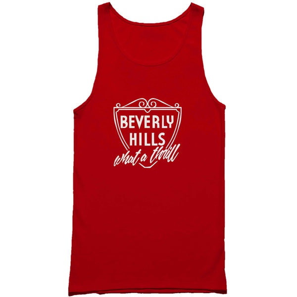 Beverly Hills Troop Beverly Hills Melrose Man's Tank Top