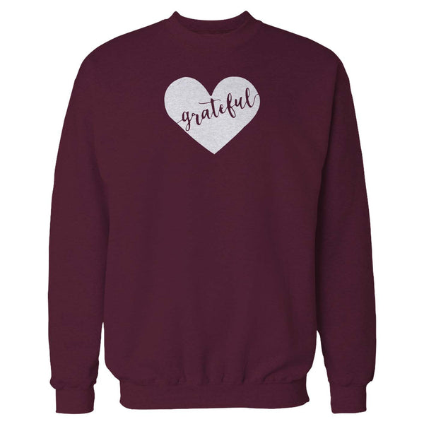 Grateful Heart Gratitude Thanksgiving Grateful Grateful Gratitude Grateful Sweatshirt