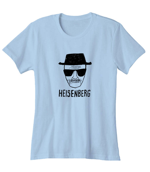 Heisenberg Breaking Bad Heisenberg Sketch Breaking Bad Walter Breaking Bad Heisenberg Woman's T-Shirt