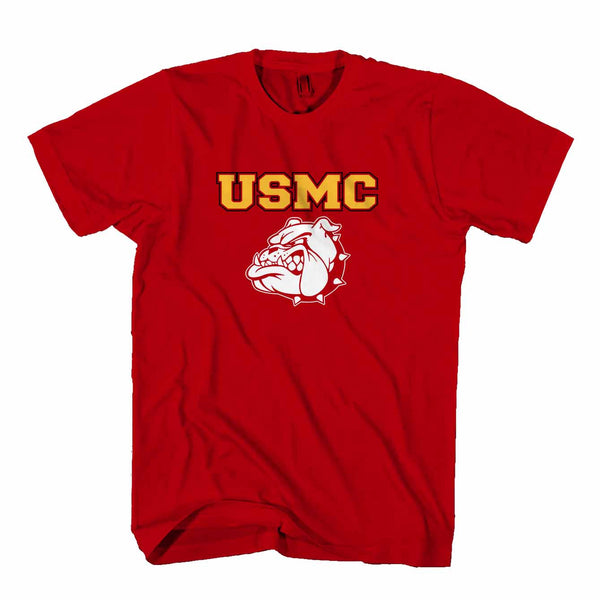 Marine Proud Mom Gameday Fan Man's T-Shirt