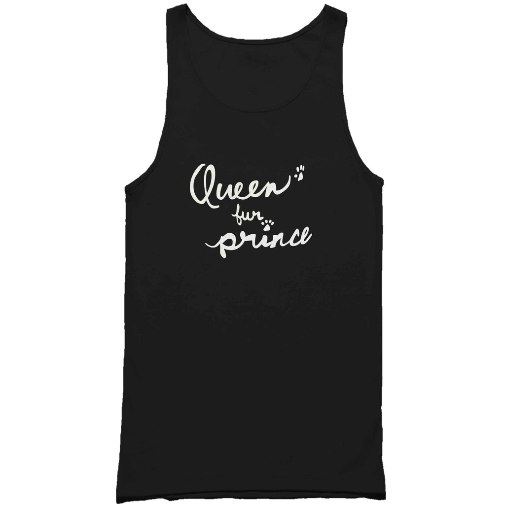 Queen Pur Prince Man's Tank Top